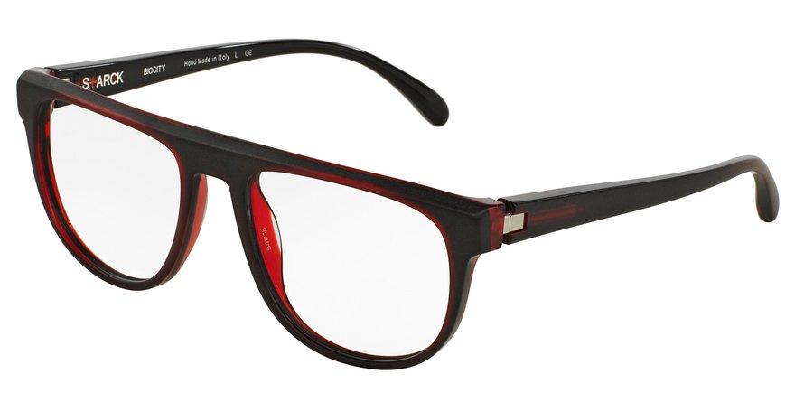 Starck Eyes 0SH3020 RED/BLACK/RED MAT OUTSIDE Optical