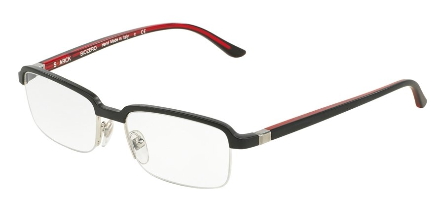 Starck Eyes 0SH3015 MAT BLACK Optical