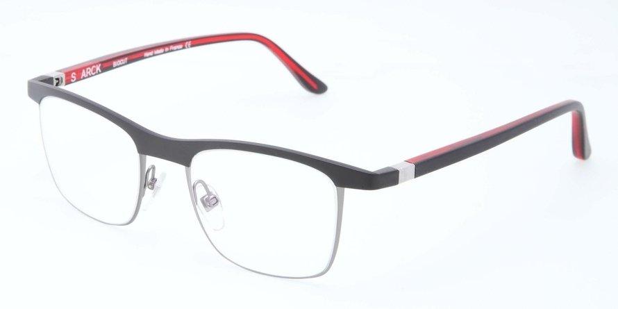 Starck Eyes 0SH2001 MATTE BLACK Optical