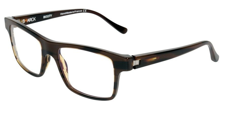 Starck Eyes 0SH1309 STRIPED BROWN Optical