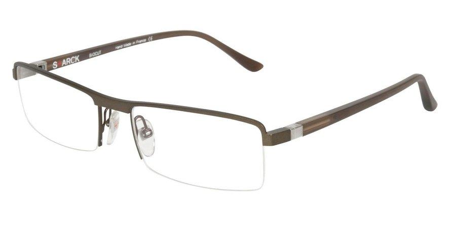 Starck Eyes 0SH1110 SATIN BROWN Optical