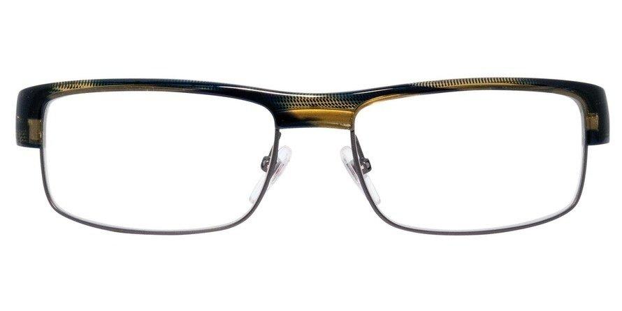 Starck Eyes 0SH1003 DARK GREEN STRIPPED Optical