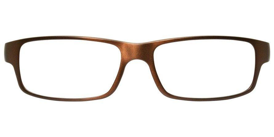 Starck Eyes 0SH0744 LIGHT BROWN SATIN/BLACK Optical