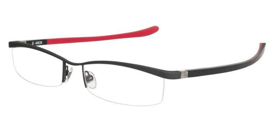 Starck Eyes 0SH0001 BLACK CEMENT Optical