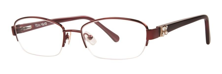 Vera Wang ACACIA Ruby Eyeglasses Size53-17-135.00