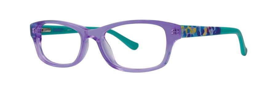 kensie ADORE Purple Eyeglasses Size46-15-125.00