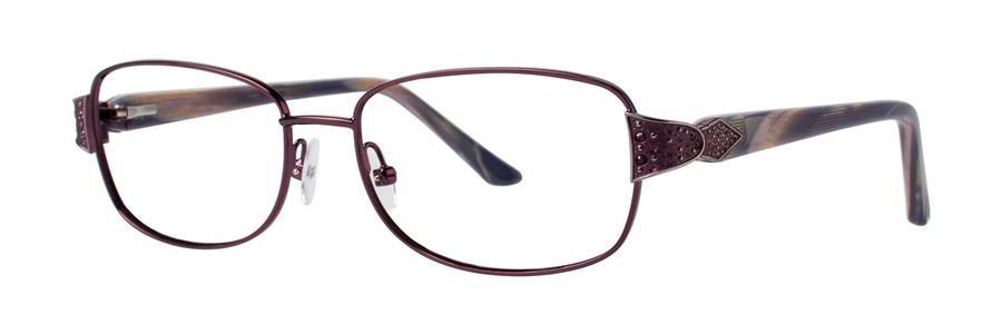 Dana Buchman ALISTAIN Merlot Eyeglasses Size52-15-135.00