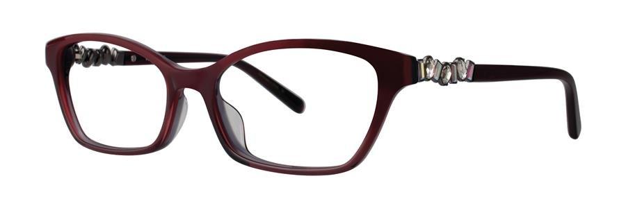 Vera Wang ALRISHA Ruby Eyeglasses Size53-16-140.00