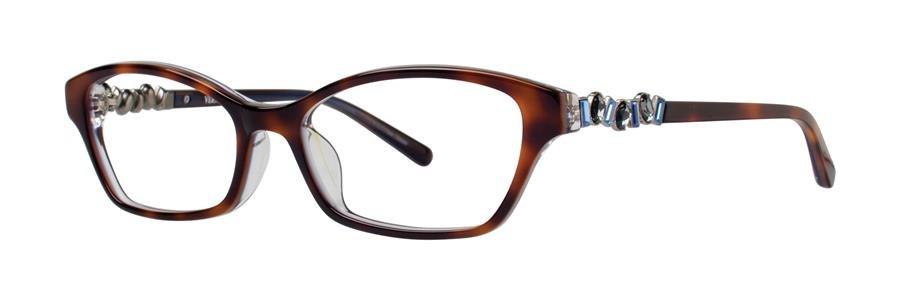 Vera Wang ALRISHA Tortoise Eyeglasses Size49-16-130.00