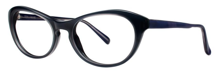 Vera Wang AMARA Gray Eyeglasses Size52-17-135.00