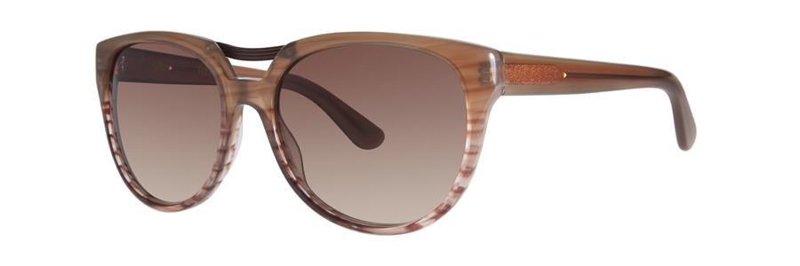 Vera Wang AMINDA Brown Sunglasses Size00-17-