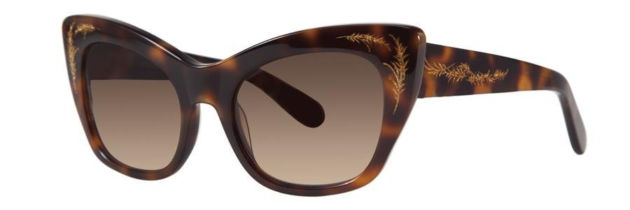 Zac Posen ANNA Tortoise Eyeglasses Size51-19-135.00