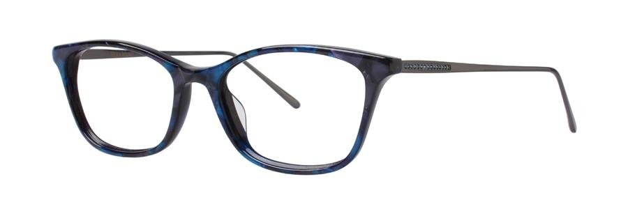 Vera Wang ANTLIA Navy Eyeglasses Size50-16-130.00