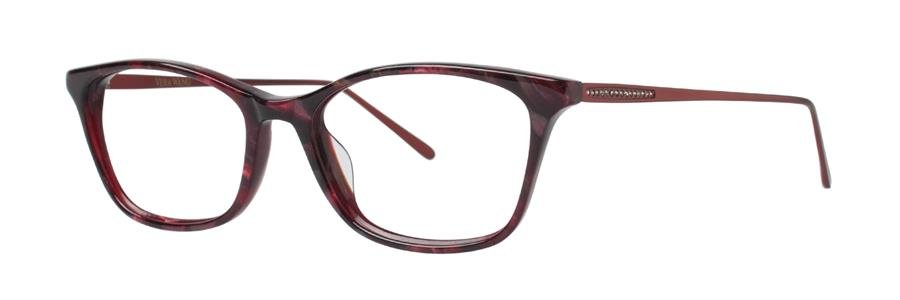 Vera Wang ANTLIA Ruby Eyeglasses Size50-16-130.00