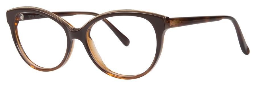 Vera Wang ARAVIS Umber Eyeglasses Size54-16-140.00