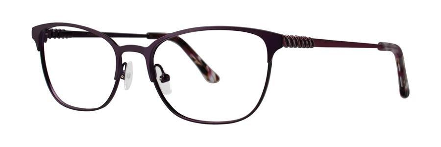 Dana Buchman ARIANA Cherry Eyeglasses Size50-16-130.00