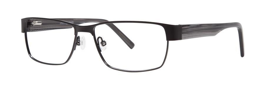 Jhane Barnes ARITHMETIC Black Eyeglasses Size54-15-140.00