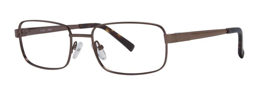 Comfort Flex ARNIE Brown Eyeglasses Size55-18-143.00