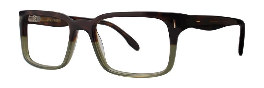 Zac Posen ARRAN Olive Eyeglasses Size55-18-145.00