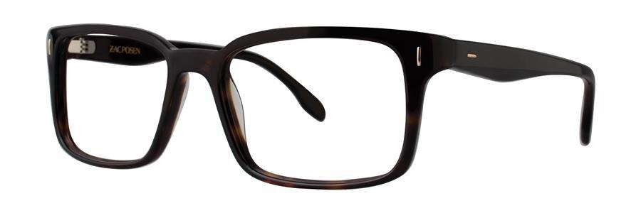 Zac Posen ARRAN Tortoise Eyeglasses Size53-18-140.00
