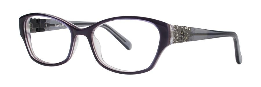 Vera Wang AUDE Midnight Eyeglasses Size52-16-135.00