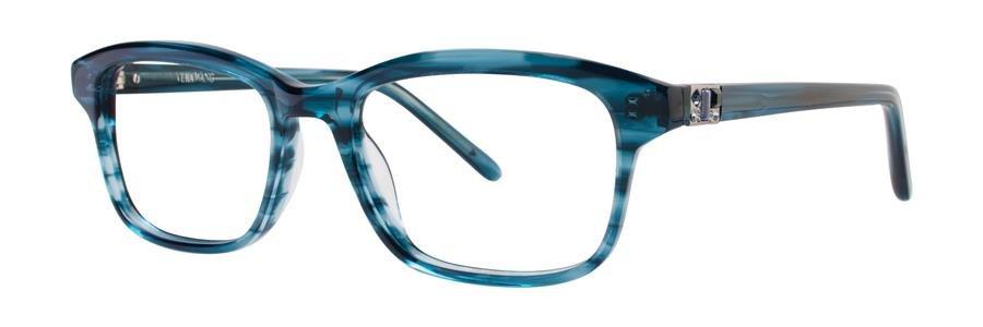 Vera Wang AXELLE Navy Eyeglasses Size51-18-135.00