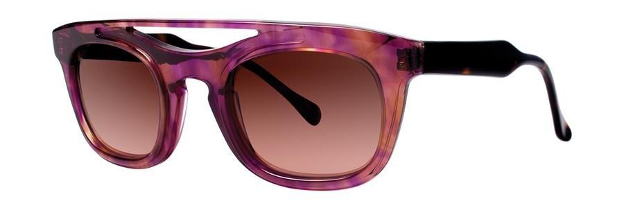 Vera Wang AYA Wine Sunglasses Size50-24-140.00