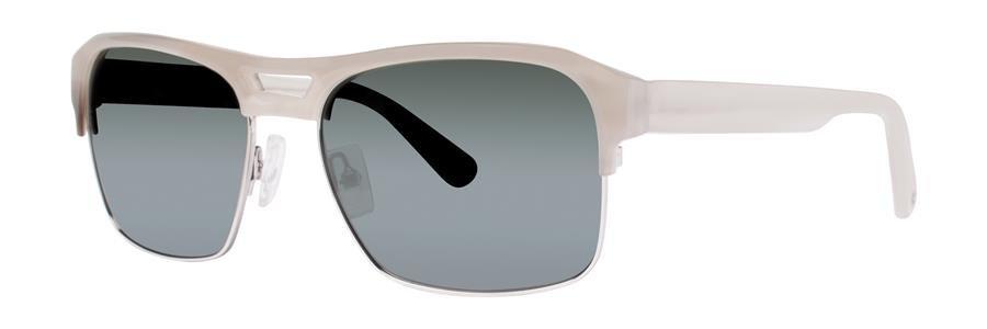 Zac Posen BALDWIN Taupe Horn Sunglasses Size56-17-140.00