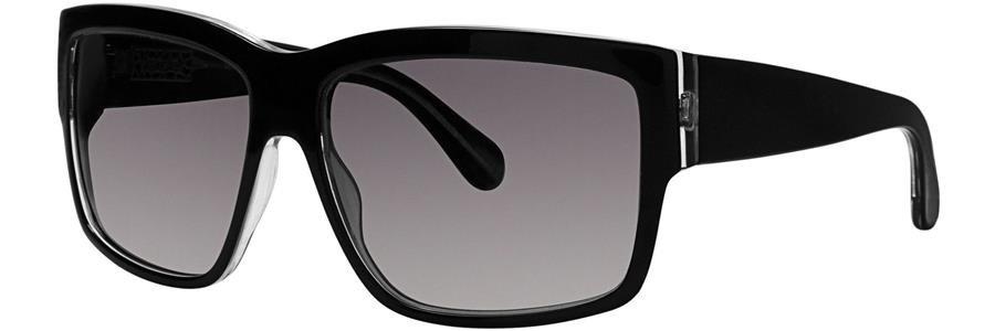 kensie BE NOTICED Black Sunglasses Size60-15-135.00