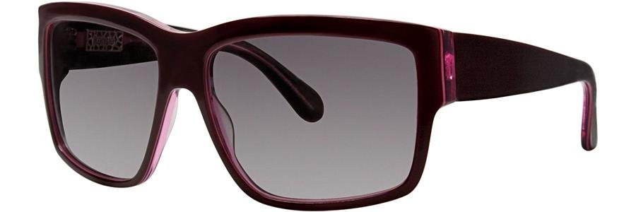 kensie BE NOTICED Burgundy Sunglasses Size60-15-135.00