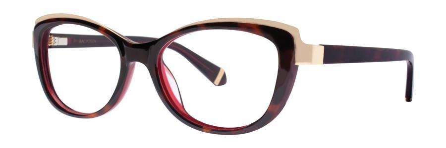 Zac Posen BENEDETTA Tortoise Eyeglasses Size52-17-135.00