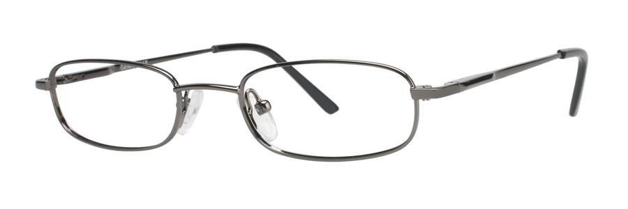 Gallery BILLY Gunmetal Eyeglasses Size47-18-135.00