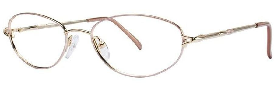 Destiny BLAIRE Golden Rose Eyeglasses Size54-17-140.00