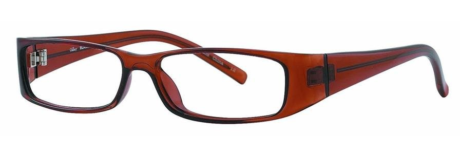 Gallery BLANCHE Brown Eyeglasses Size53-15-140.00