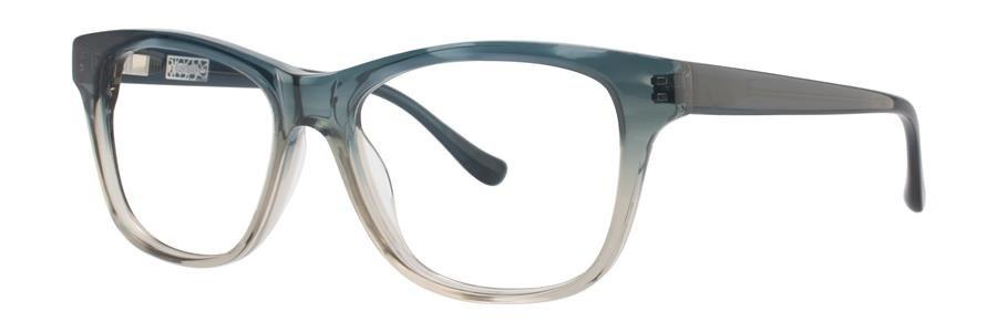 kensie BLURRY Teal Eyeglasses Size53-16-140.00