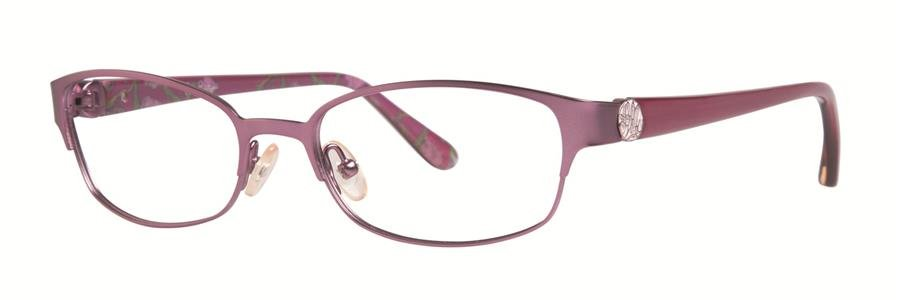 Lilly Pulitzer BRIDGIT Wine Eyeglasses Size52-17-135.00