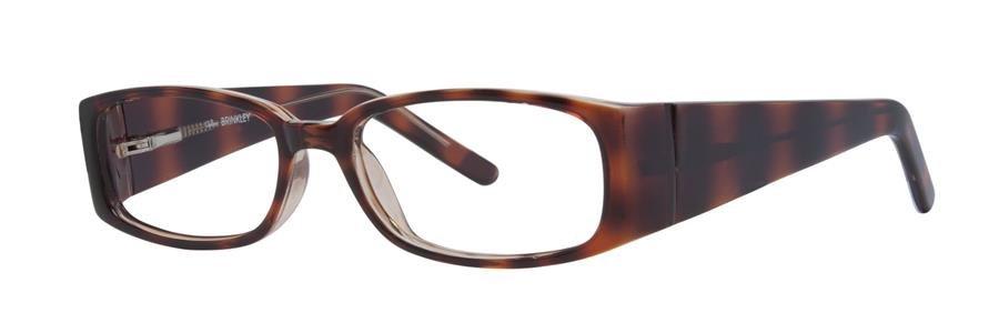 Gallery BRINKLEY Tortoise Eyeglasses Size52-18-135.00