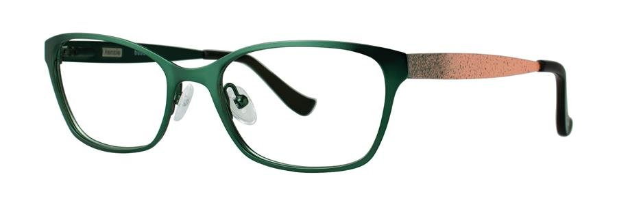 kensie BUBBLY Emerald Eyeglasses Size52-17-135.00