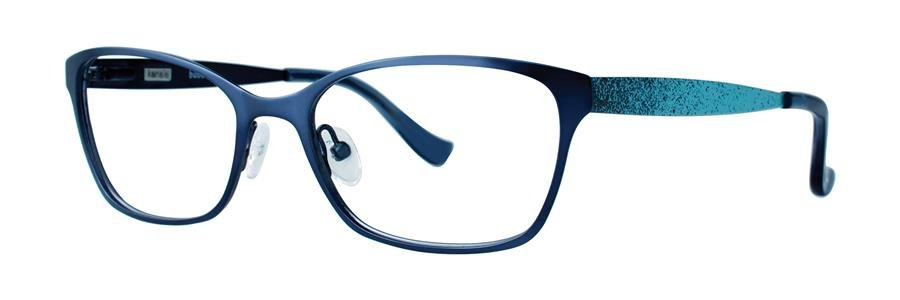 kensie BUBBLY Navy Eyeglasses Size50-17-130.00