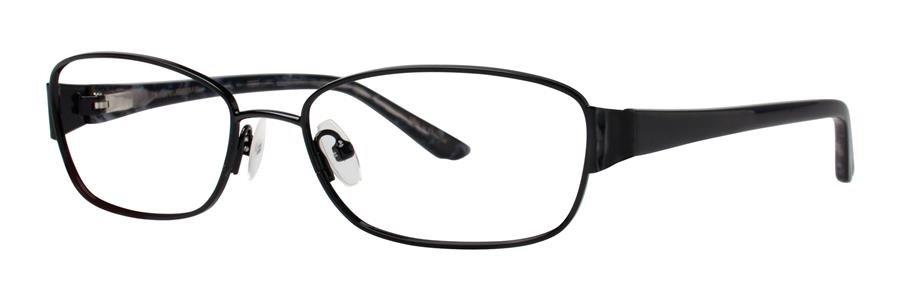 Dana Buchman CADEY Black Eyeglasses Size54-16-132.00