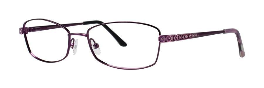 Dana Buchman CAIS Wine Eyeglasses Size50-16-130.00
