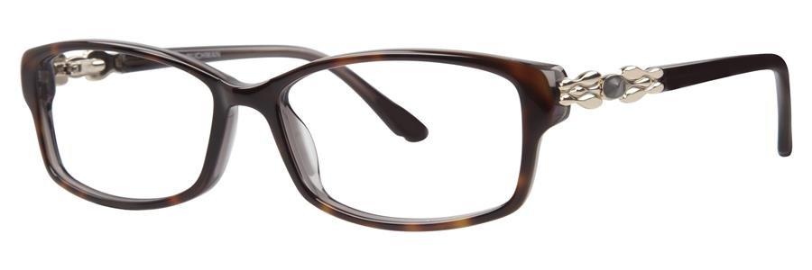 Dana Buchman CALISTA Tortoise Eyeglasses Size53-15-135.00