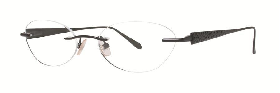 Vera Wang CAPELLA 1 Black Eyeglasses Size50-18-133.00