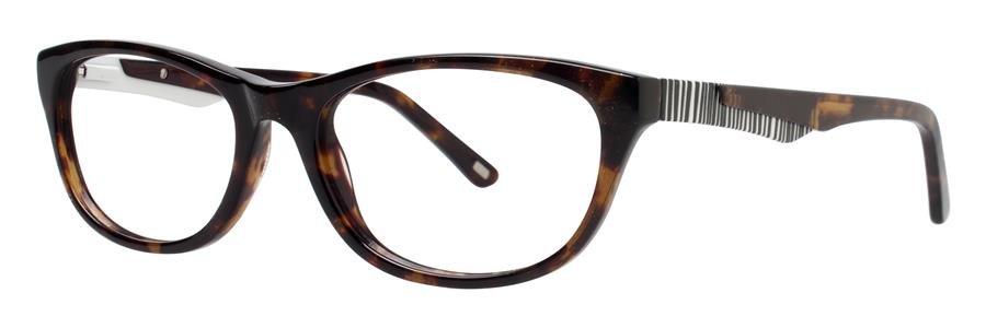Timex CARAVAN Tortoise Eyeglasses Size52-17-135.00