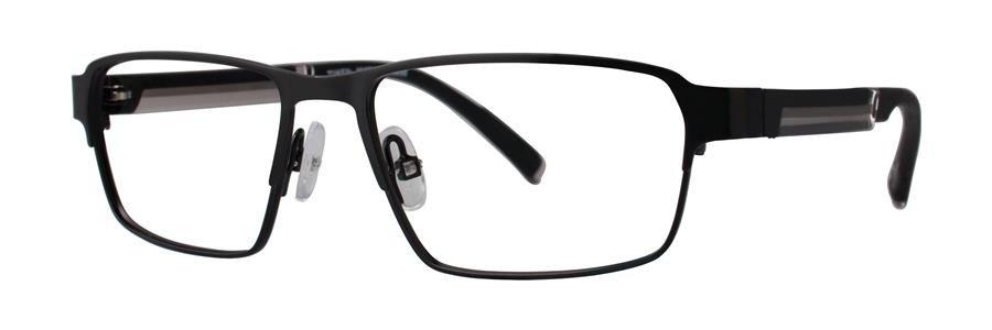 Timex CARVE Black Eyeglasses Size52-15-135.00