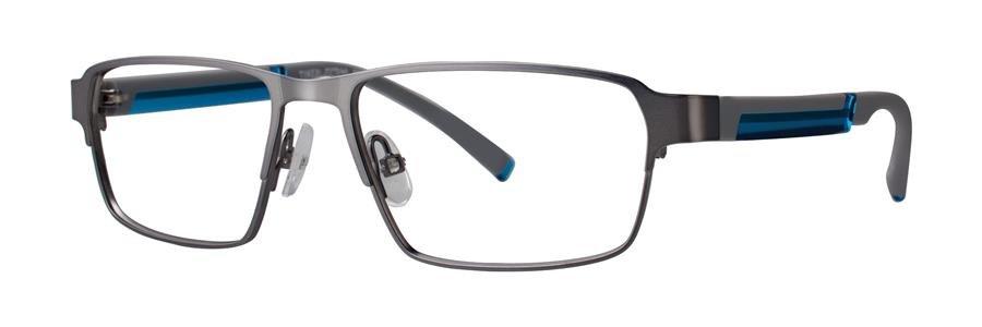 Timex CARVE Gunmetal Eyeglasses Size52-15-135.00