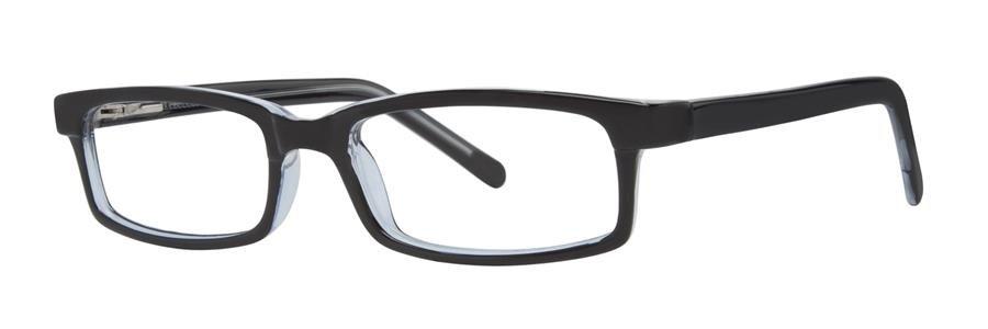 Gallery CASPER Black Eyeglasses Size50-19-136.00