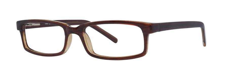 Gallery CASPER Brown Eyeglasses Size50-19-136.00