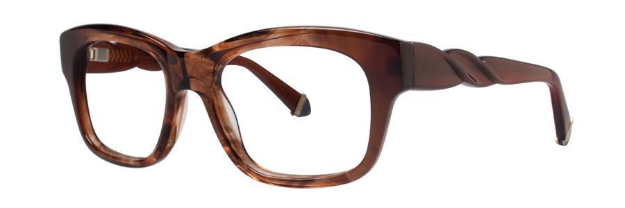 Zac Posen CASSANDRA Amber Sunglasses Size52-17-135.00
