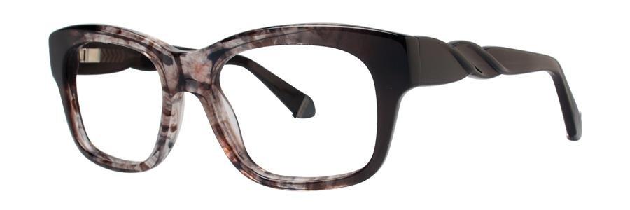 Zac Posen CASSANDRA Gray Sunglasses Size52-17-135.00